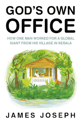 God's Own Office by James Joseph - Cover Page
