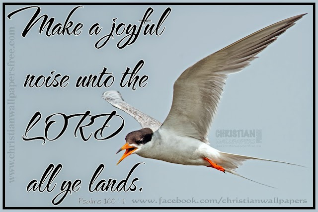Joyful Bible Verse Wallpapers