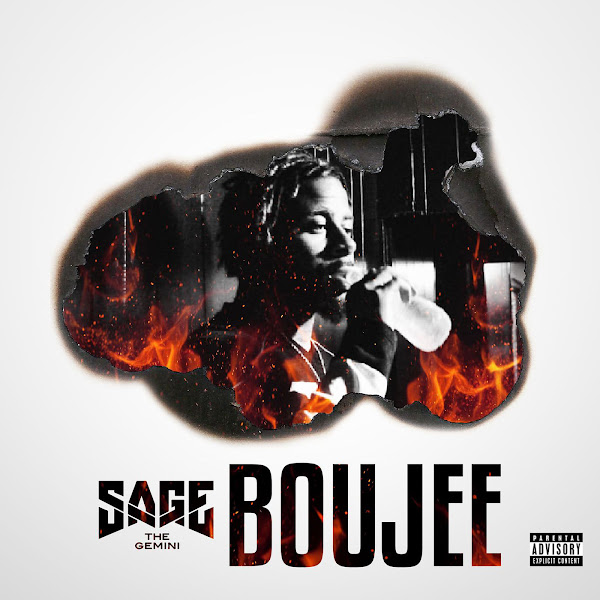 Sage the Gemini - Boujee - Single  Cover