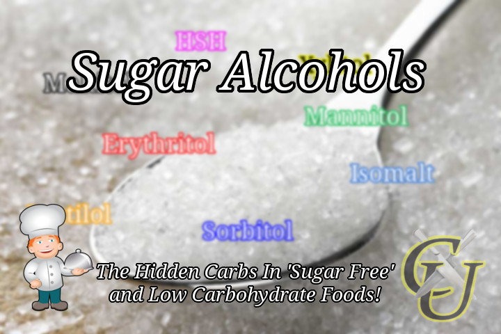 Culinary yoU: Sugar Alcohols: The Sweet Truth