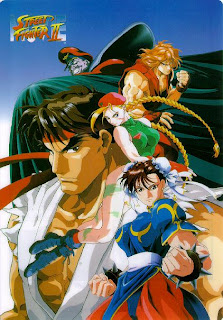 Poster do filme Street Fighter II: O Filme