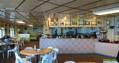 Mount Kinabalu cafeteria