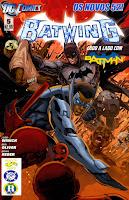 Os Novos 52! Batwing #5