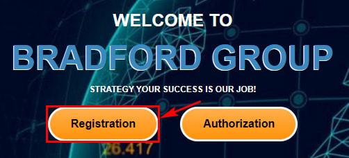 Регистрация в Bradford Group
