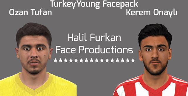 PES 2016 Türkiye Young Facepack