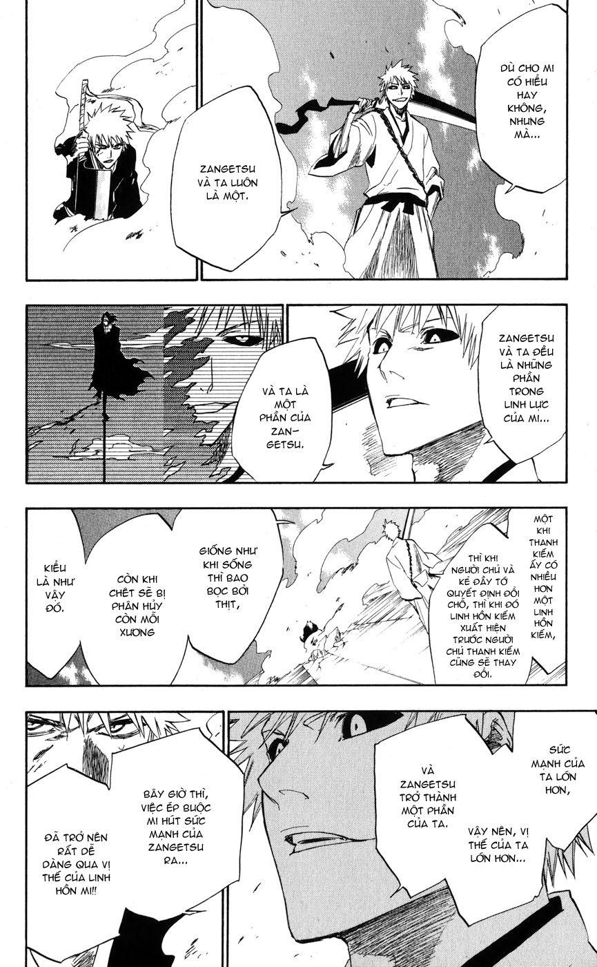 Bleach chapter 218 trang 19