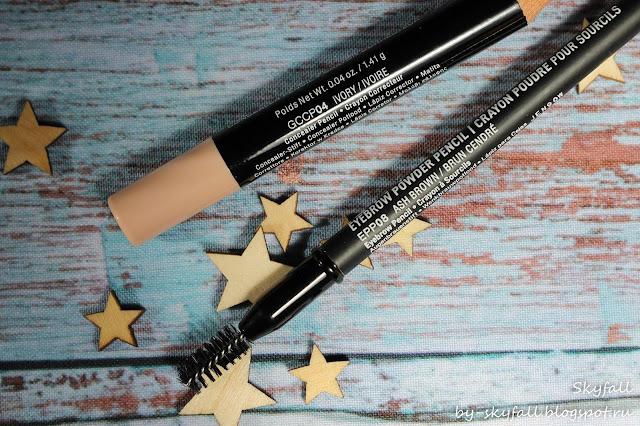 Карандаш для бровей NYX Eyebrow Powder Pencil, отзывы