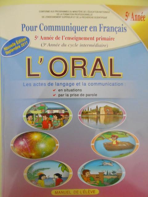 Les actes de langage et la communication 5aep Manuel de l'élève