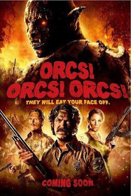 Orcs! 2011 DVDCustom HD Spanish