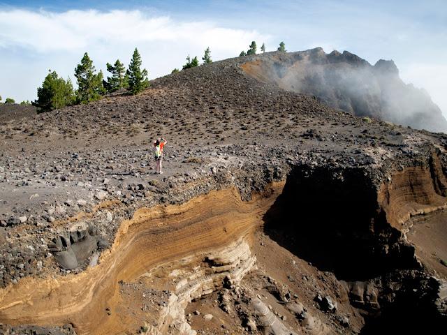 Ruta de los Volcanes de La Palma