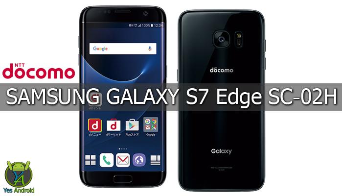 Download SC02HOMU1APH4 | Galaxy S7 Edge (docomo) SC-02H