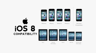 iOS 8 Supported Devices