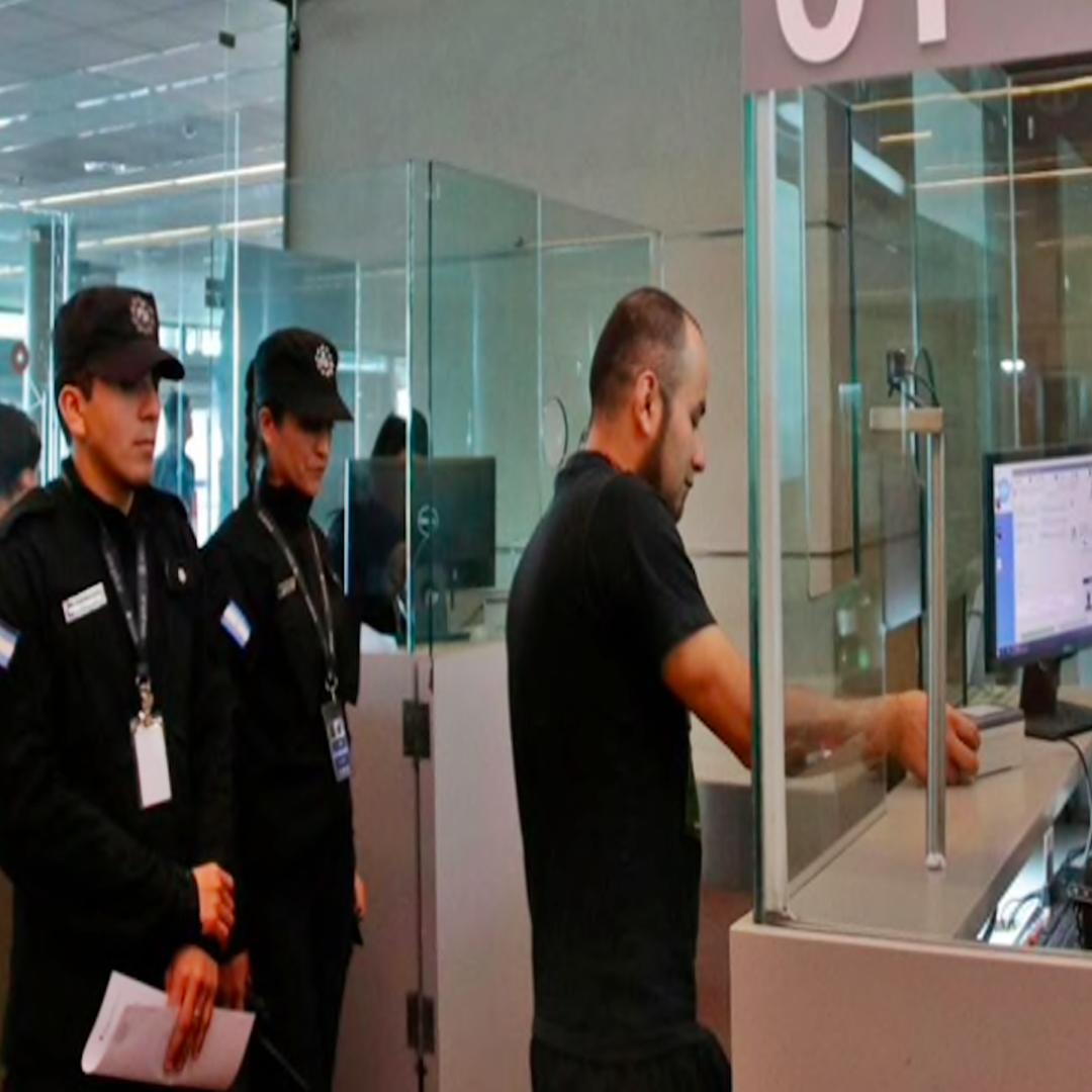 TDF deporto a extranjero condenado por abuso