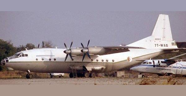 Antonov An-12 Aeronave de transporte médio (Antonov - Aviant)