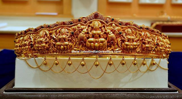 Classic Lakshmi Gold Vaddanam