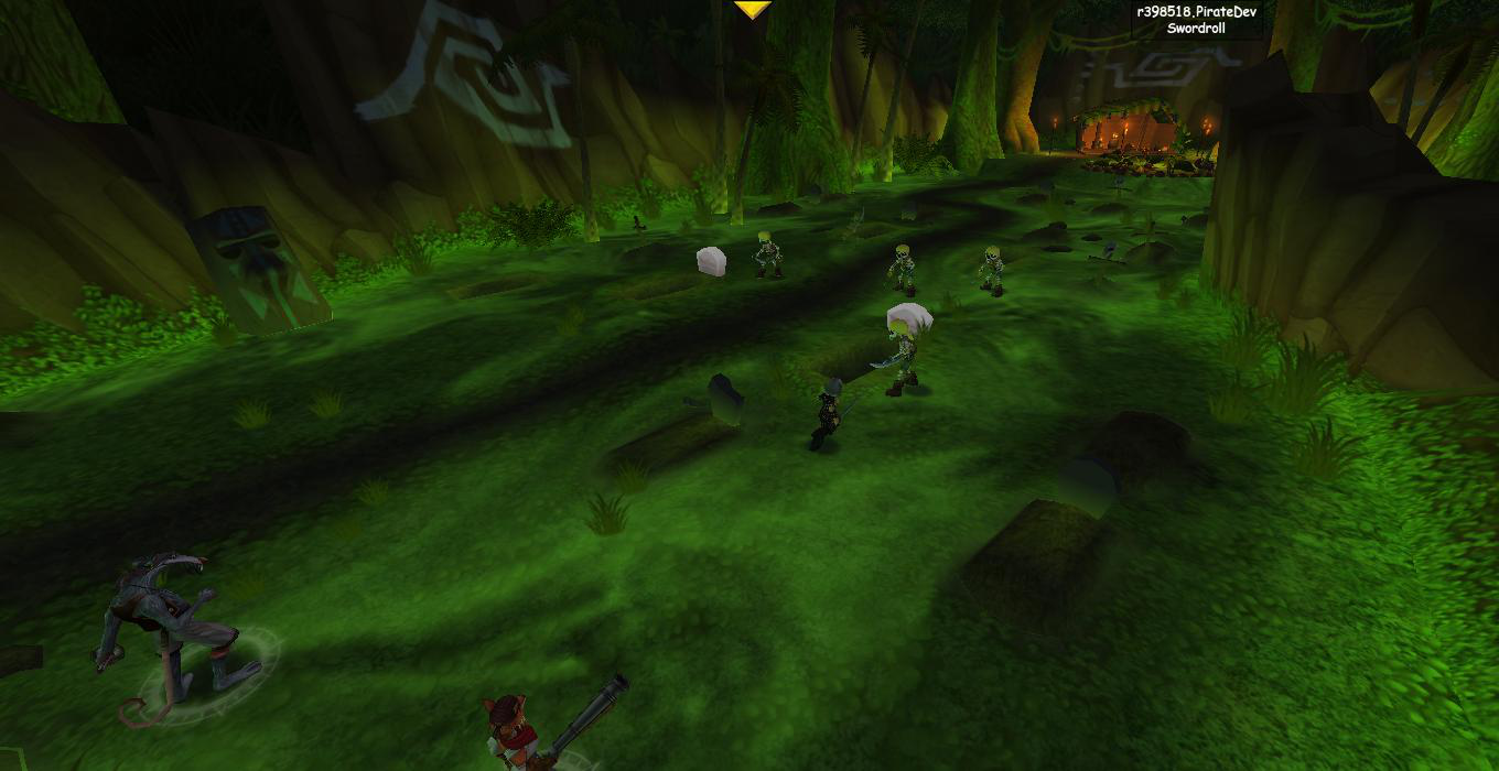 The First of Many: A Pirate101 Preview! - Swordroll's Blog