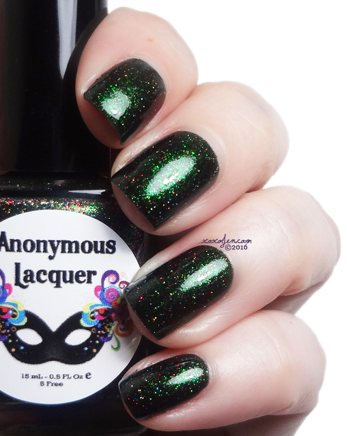 xoxoJen's swatch of Anonymous Lacquer Ms. Ivy League