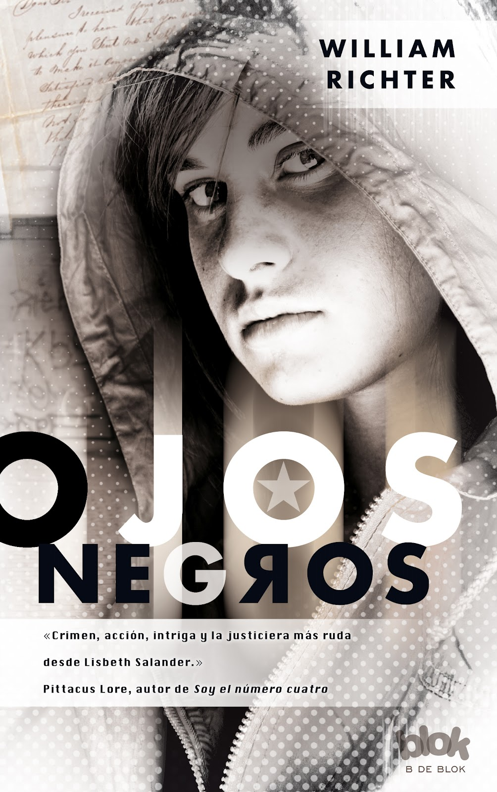 Reseña: Ojos Negros - William Richter
