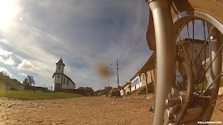 Igreja no distrito de Córregos/MG.