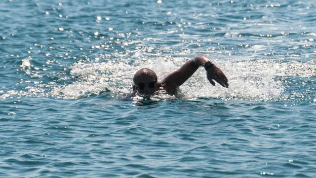 Σπύρος Χρυσικόπουλος: Ο «Άνθρωπος- Ψάρι» έτοιμος να σπάσει νέο ρεκόρ!