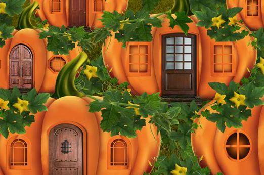5nGames Pumpkin House Witch Escape Walkthrough