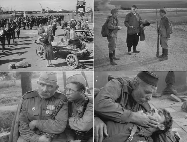 Otets-soldata - El padre del soldado - Отец солдата