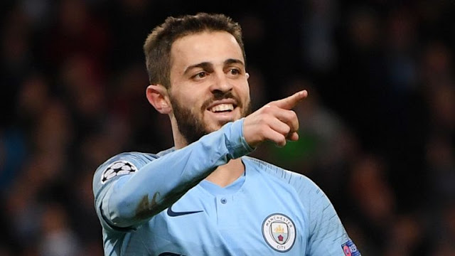 Manchester City Bernardo Silva