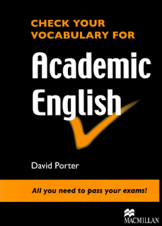 Check your vocabulary for Academic English.