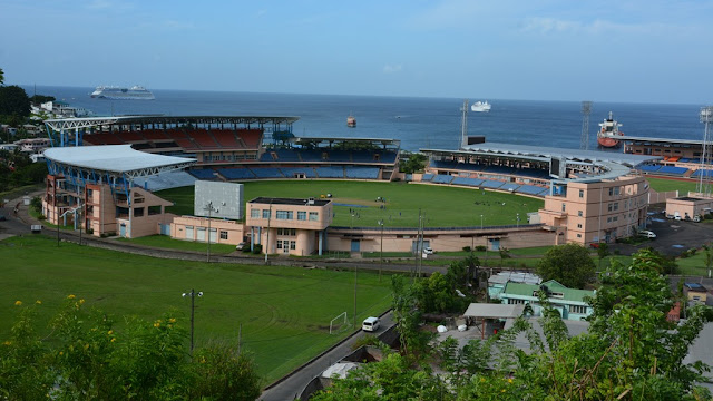 St. George Grenada baseball