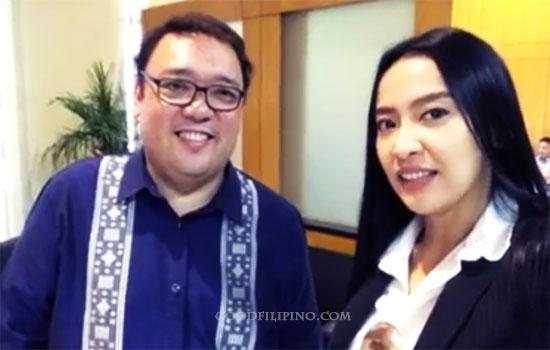 Harry Roque to Bashers: 'Mamatay kayo sa inggit!'