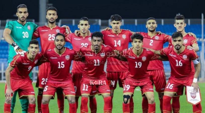 القمة العربية تنتهي بالتعادل الاجابي بين البحرين والعراق في كأس آسيا تحت 23 سنة