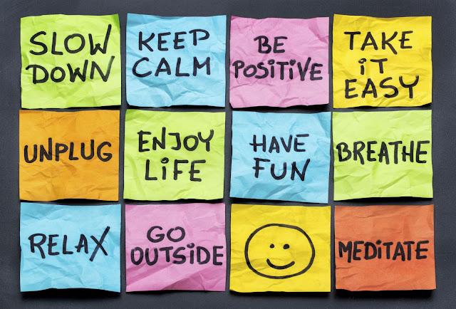 TIPS HILANGKAN STRESS