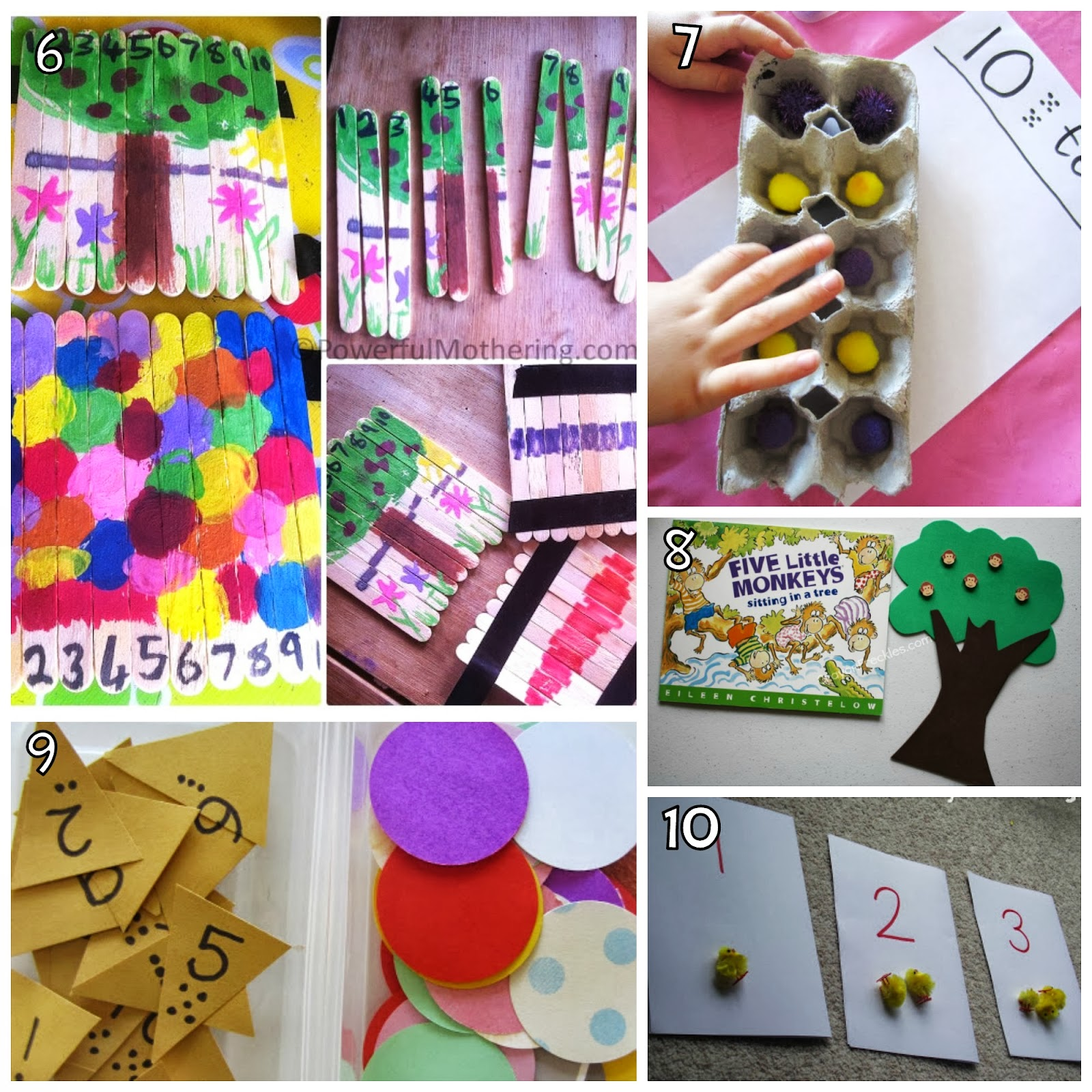 Learn With Play At Home 30 Counting Activities For Kids