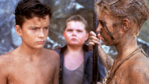 Lord of the flies ralph vs