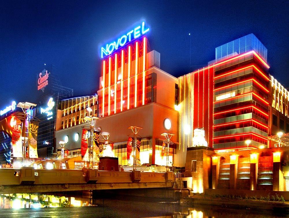 Memilih Bermalam di Hotel Novotel Jakarta