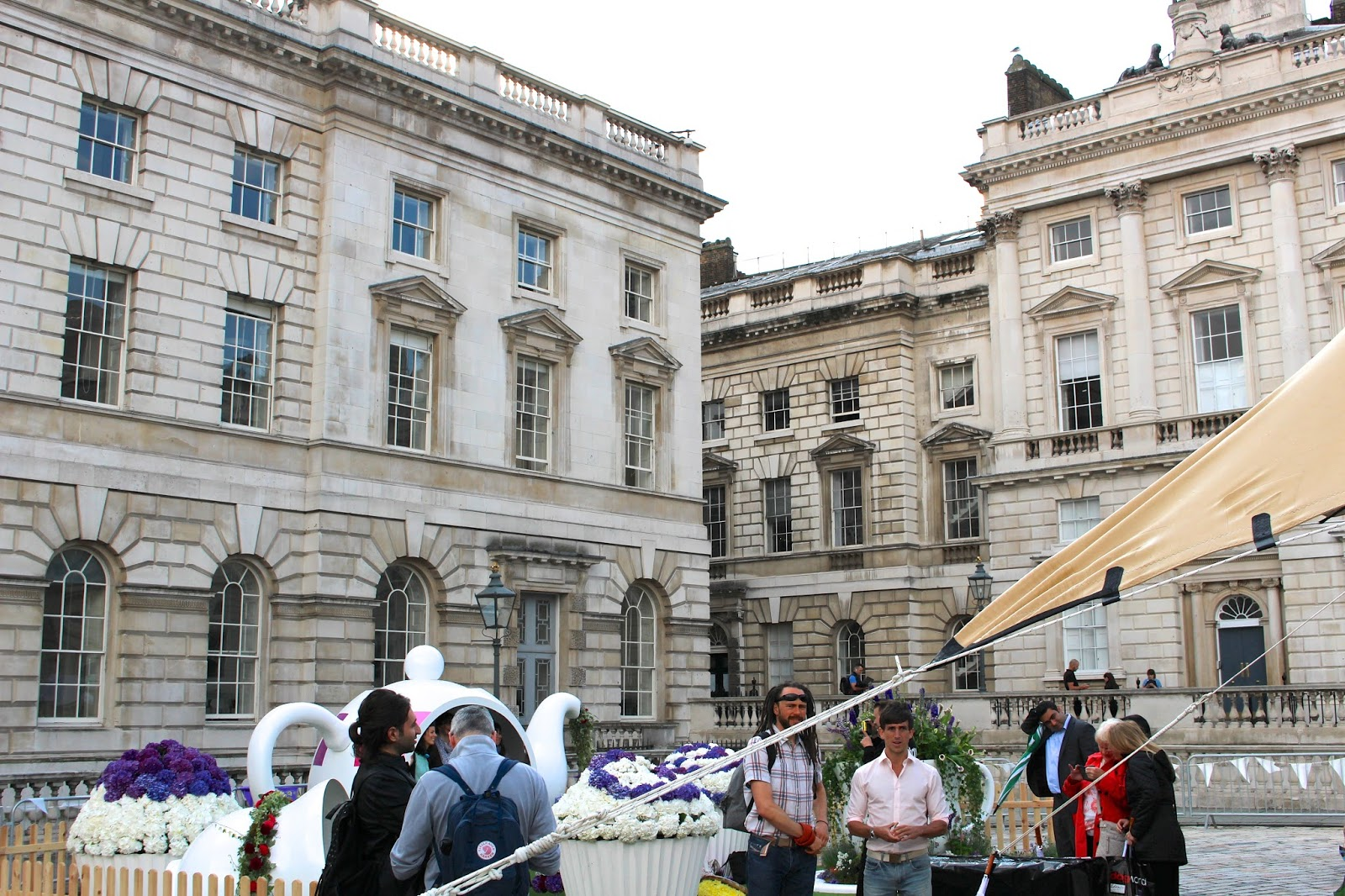 Fujifilm Instax for #PicnicWithMercure at Somerset House