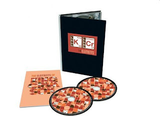 The Elements of King Crimson 2017 Tour Box
