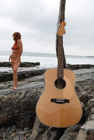 Guitar Fender Sonoran S NAT