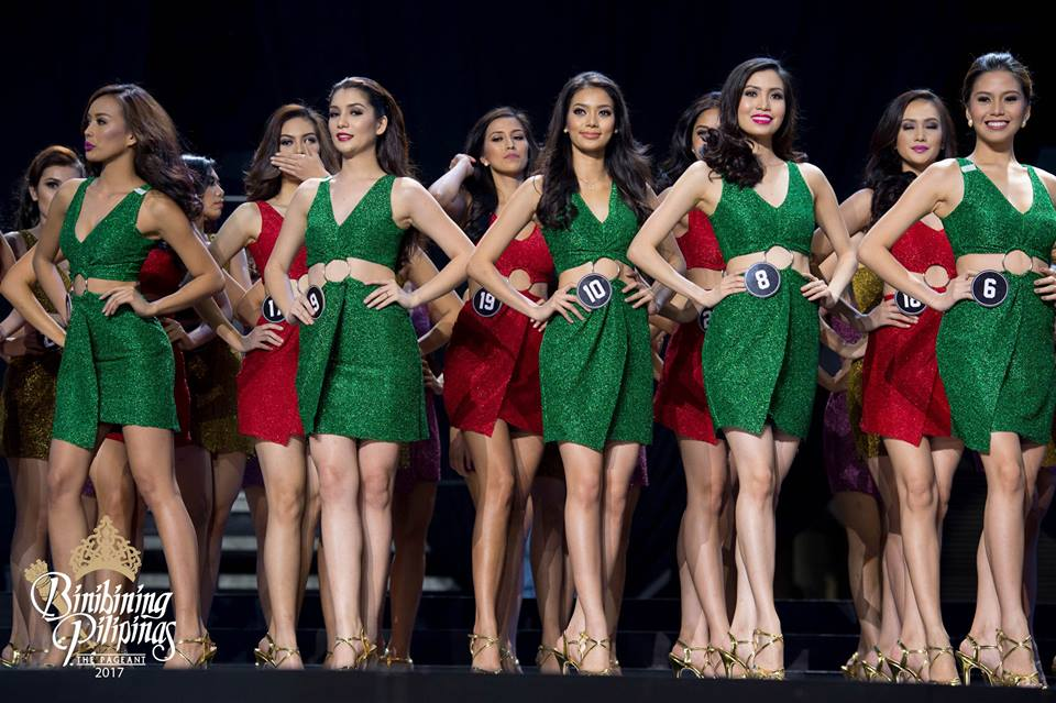 LIST OF WINNERS: Bb Pilipinas 2017 Coronation Night