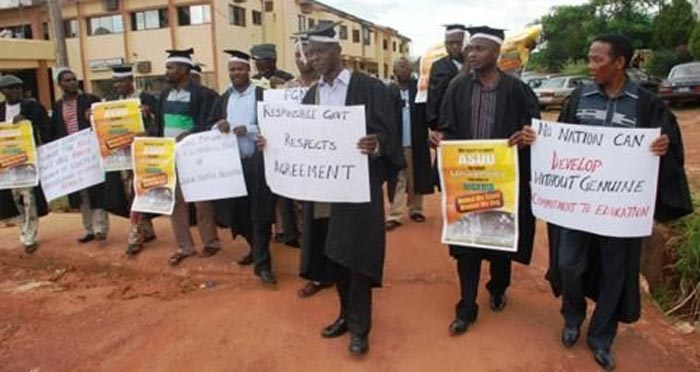 We'll embark on another strike  - ASUU says FG's 2009 promise not met