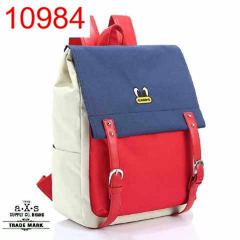 TASHIE BACKPACK BBEBEK MERAH - 10984