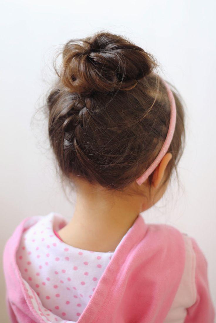 Tren Model Rambut Anak Perempuan Masa Kini