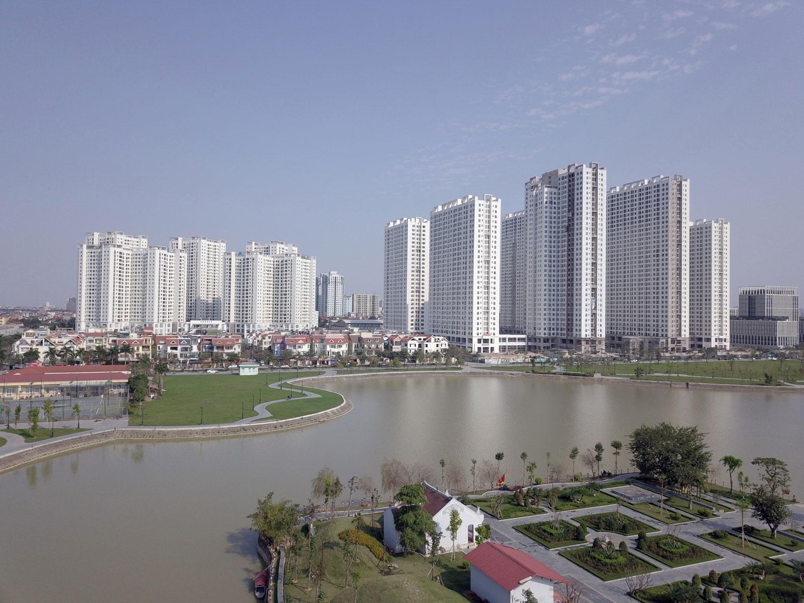 Ảnh thực tế dự án An Bình City