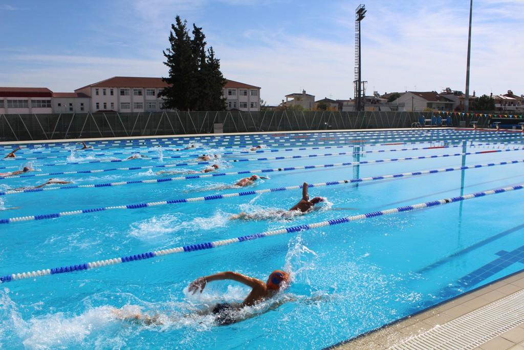 Εγκαινιάστηκε το Δημοτικό Κολυμβητήριο της Νέας Πολιτείας – στολίδι για τη Λάρισα (ΦΩΤΟ)