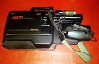 videocámara VHS National M7