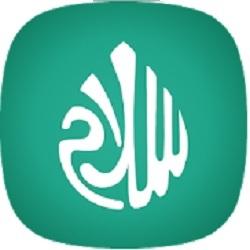 Aplikasi jadwal sholat Salaam