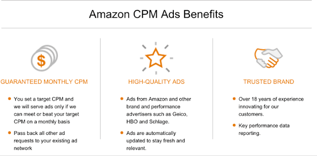 Amazon CPM Ads : Best CPM Advertising Networks for Bloggers in 2019: eAskme