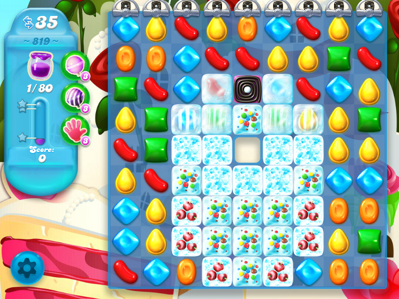 Candy Crush Soda Saga 819