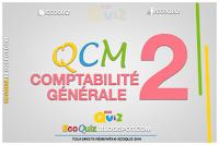 Comptabilité Générale : QCM 2