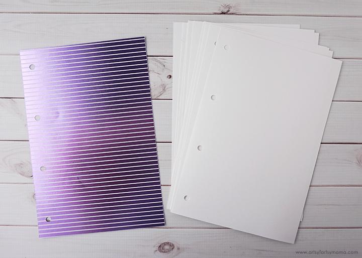 DIY Watercolor Journal